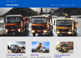kamionskiprevoz.com