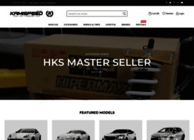 kamispeed.com