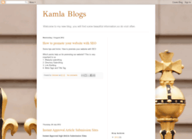 kamlablogs.blogspot.com