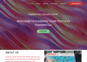 kamleshtextiles.com