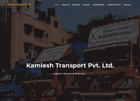 kamleshtransport.com