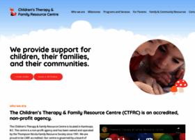 kamloopschildrenstherapy.org