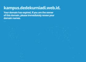 kampus.dedekurniadi.web.id