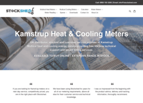 kamstrup.stockshed.com
