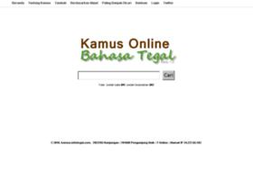 kamus.infotegal.com