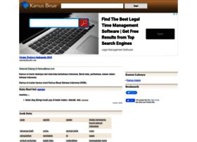 kamusbesar.com