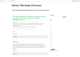 kamuskamus.blogspot.com