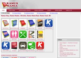 kamusmania.com