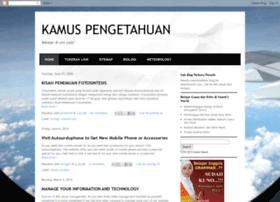 kamuspengetahuan.blogspot.com