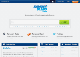 kamusslang.com