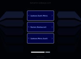 kaname-izakaya.com