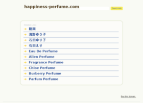 kanaria.happiness-perfume.com