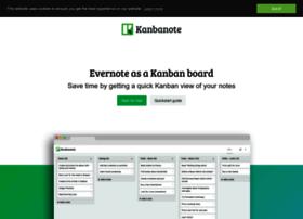 kanbanote.com