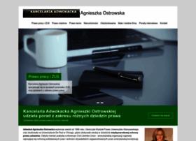 kancelaria-ostrowska.pl
