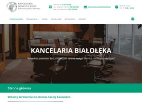 kancelariabialoleka.pl