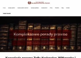 kancelariamistewicz.pl