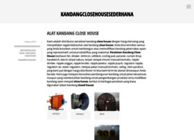 kandangclosehousesederhana.wordpress.com