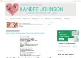 kandeethemakeupartist.blogspot.com
