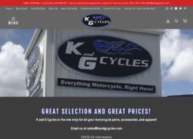 kandgcycles.com