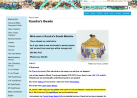 kandrasbeads.com
