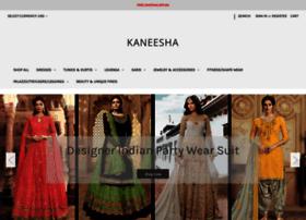 kaneesha.com
