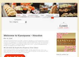 kaneyamahouston.com