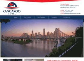 kangaroomotel.com.au
