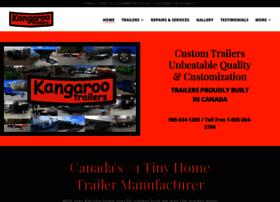 kangarootrailers.com