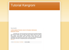 kangronitutorial.blogspot.co.id