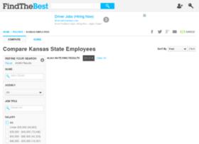 kansas-employees.findthebest.com