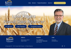 kansasstatetreasurer.com