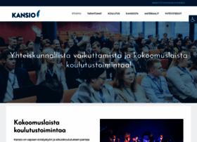 kansio.fi