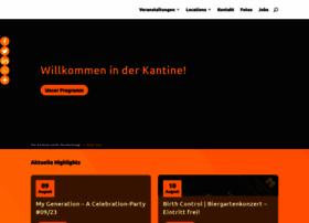 kantine.com