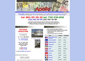 kantorapollo.com.pl