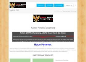 kantornotarisjakarta.com