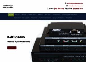 kantronics.com