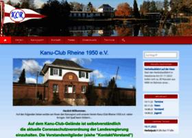 kanu-club-rheine.de