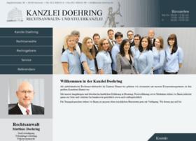 kanzlei-doehring.de