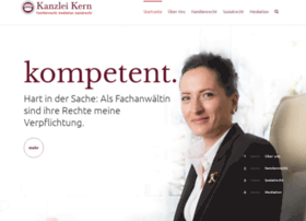 kanzlei-kern.org