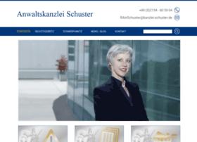 kanzlei-schuster.de