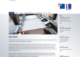 kaoasia.com.hk