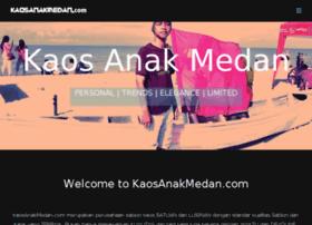 kaosanakmedan.com