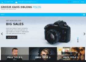 kaosoblongpolos.com