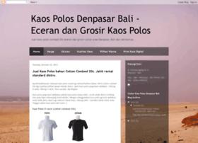 kaospolosdenpasar.com