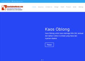 kaossablonmurah.com