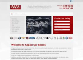 kapasicarspares.com
