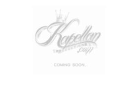 kapellanproductions.com