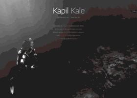 kapilkale.com