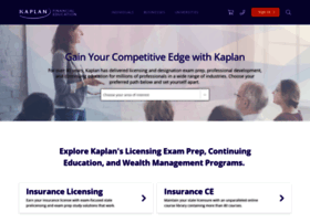 kaplanfinancial.com