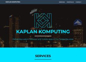kaplankomputing.com